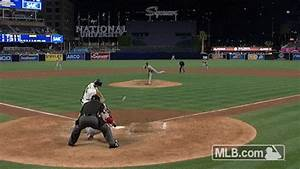 Wil Myers hit a baseball so hard, it seemed to disappear ...