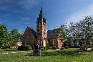 Trinity United Methodist - York, SC - Photos, Map, History