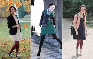 Kleid Stiefeletten Kombinieren : kleider winter ~ Frokenaadalensverden.com Haus und Dekorationen