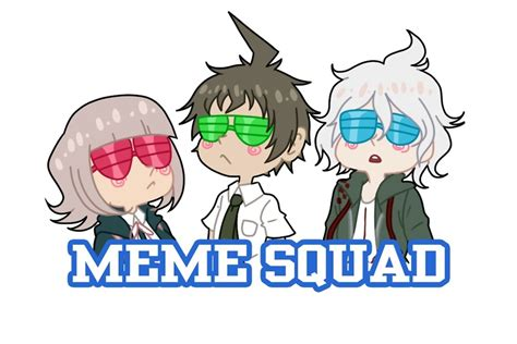 Squad Memes - quot meme squad quot by roguehearts redbubble