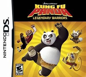 Kung Fu Panda Legendary Warriors Ds Game