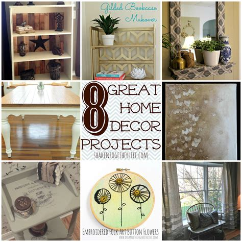 home decor diy projects 8 great home decor projects diy features from the what