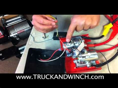 Tuff Stuff Wireless Remote Wiring Instructions Mov Youtube