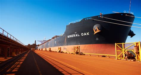 Tug Boat Jobs Australia by Iron Ore Trade At Risk As Port Hedland Tugs Approve