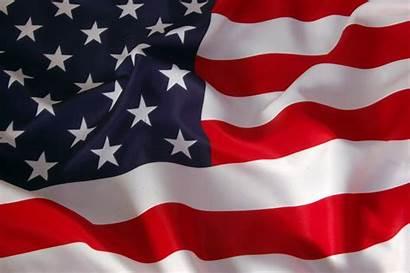 Flag American Military