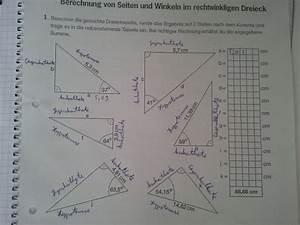 Sinus Cosinus Berechnen : trigonometrie berechnung von seiten und winkeln mit ~ Themetempest.com Abrechnung