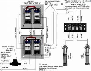 Dual Rocker Switch Wiring Diagram