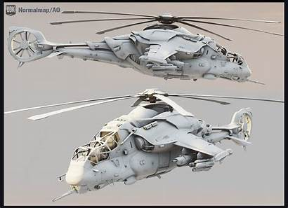 Hind Helicopter Russian Gunship Mi Military Weapon