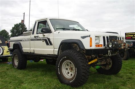 jeep comanche pickup truck topworldauto gt gt photos of jeep comanche pioneer photo