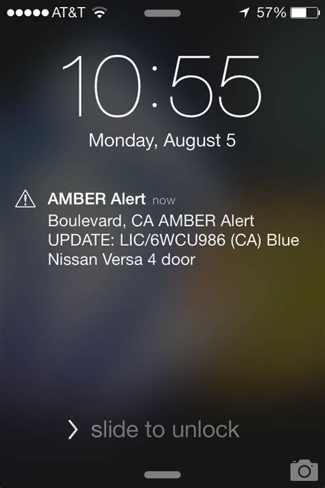 alert on iphone alert on android and iphone 37prime