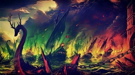 fantasy art, Fan art, Artwork, Photoshop, Game of Thrones ...