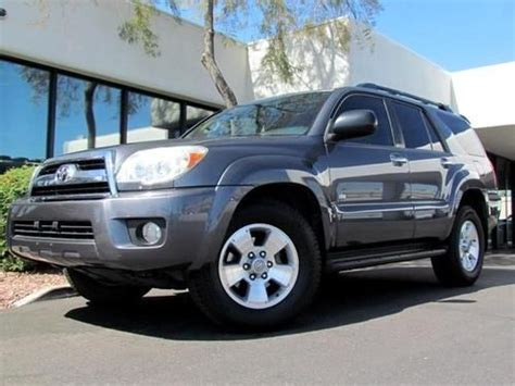 Sell Used 2006 Toyota 4runner 4dr Sr5 V6 Auto In Phoenix
