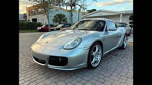 This 2006 Porsche Cayman S Is Beautifully Balanced  And A