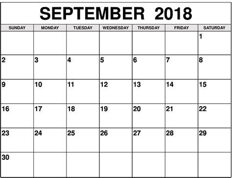 calendar  september  government holidays