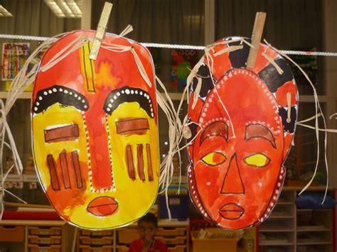 cuisine afrique masques africains chez guinie photos 2014 école
