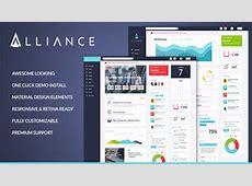 Alliance Intranet Extranet WordPress Theme+Download