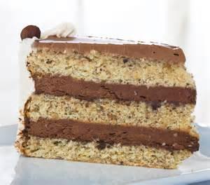 Chocolate Hazelnut Torte Cake Recipe