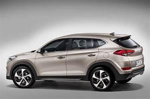Hyundai Tucson 2016 : 2016 hyundai tucson revealed in europe ~ Medecine-chirurgie-esthetiques.com Avis de Voitures