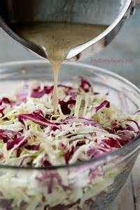 Coleslaw Dressing Recipes with Vinegar