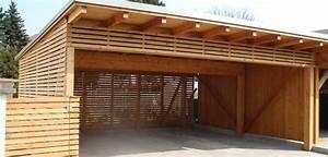 Carport Aus Holz : carports falk woodwork holzbautechnik gmbh ~ Whattoseeinmadrid.com Haus und Dekorationen