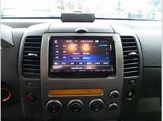ISOAdapter auf Nissan Micra Navarra Nissan ISO