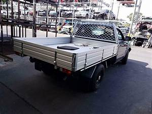 Ford Ranger Trans  Gearbox Manual  2wd  Diesel  2 2  P4at