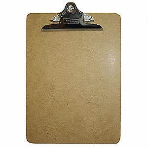 magna visual clipboardletter sizehardboardbrown With letter size magnetic clipboard