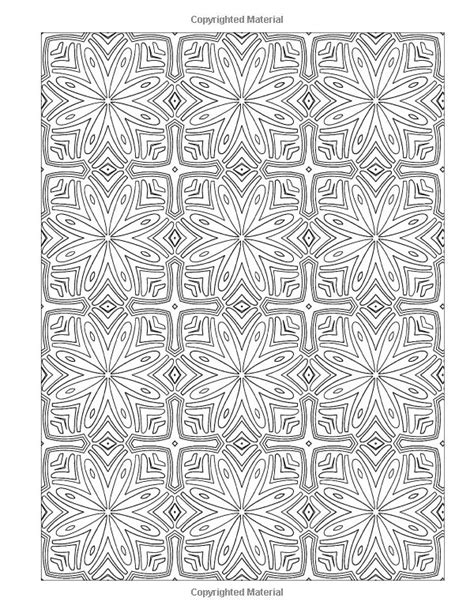 Amazon.com: Geometric Coloring Book for Adults Intricate