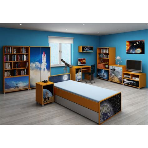 cosmos bedroom starter set furniture by room
