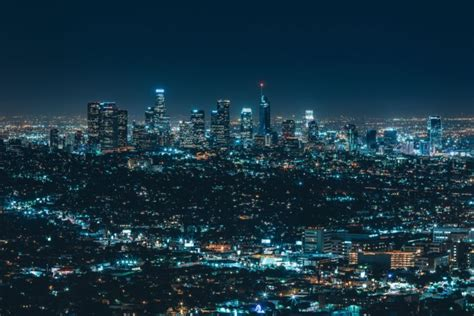 city lights cityscape los angeles hd wallpapers desktop and mobile images photos