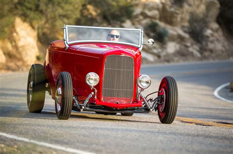 1932 McGee Roadster on National Display - Hot Rod Network