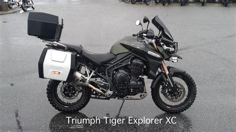 Modification Triumph Tiger Explorer by Triumph Tiger Explorer Xc