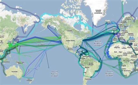 Ocean Fiber Optic Cables Map Adp