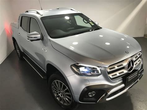 This car comes with £50,000 cash included in the price of your ticket. 2019 Mercedes-Benz X-CLASS 470 X350d Power
