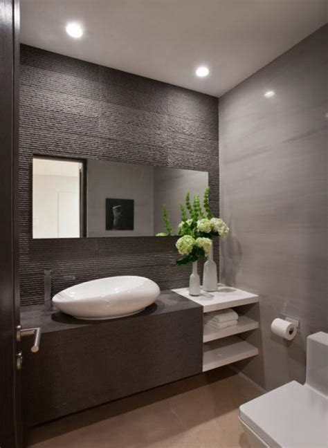 Small Modern Bathroom Design by 22 Small Bathroom Design Ideas Blending Functionality And