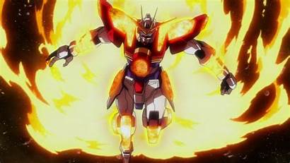 Gundam Fighters Try Build Reborn Wallpapers Burning