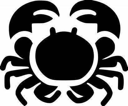 Svg Icon Crab Crabs Clipart Onlinewebfonts Webstockreview