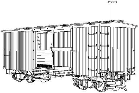 box auto dwg boxcar white background images awb