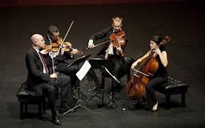 Olin quartet series resumes with Spain's renowned Cuarteto ...