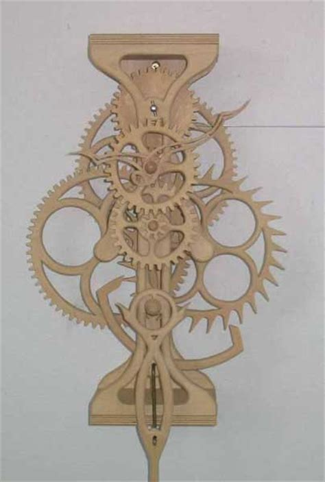 wooden clock patterns 171 free diy wooden gear clock patterns plans free