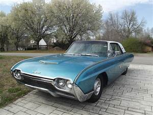 1963 Ford Thunderbird Base Convertible 2