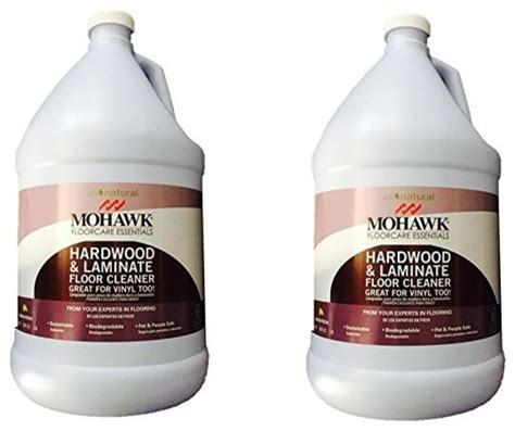 mohawk hardwood and laminate cleaner refill set of 2 contemporary household cleaning