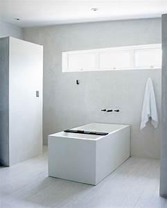 Badgestaltung Ohne Fliesen : badezimmer ohne fliesen mal anders gestalten 26 ideen ~ Michelbontemps.com Haus und Dekorationen