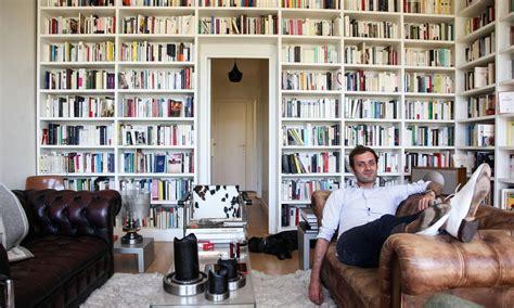 canapé bibliothèque augustin trapenard the socialite family