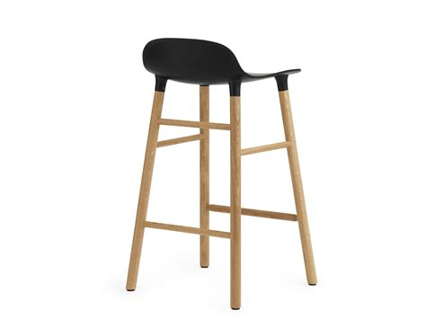 Norman Bar Stools by Buy The Normann Copenhagen Form Bar Stool At Nest Co Uk