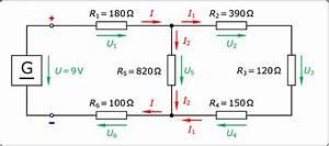 Stromkreise Berechnen : elektrotechnik fachbuch grundlagen der elektrotechnik 5 zusammenschaltung von widerst nden ~ Themetempest.com Abrechnung