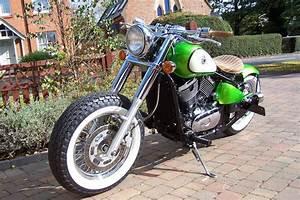 Kawasaki Vn 800 Custom Bobber