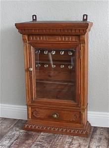 Schlüsselkasten Aus Holz : schl sselkasten anton aus eiche rustikal wird ein vintage look ~ Frokenaadalensverden.com Haus und Dekorationen