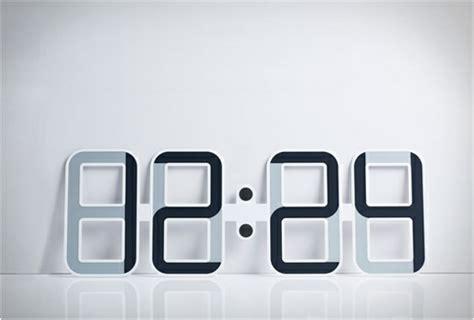 clockone l horloge num 233 rique murale design