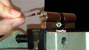 Zylinderschloss Knacken Werkzeug : schloss ffnen schlie zylinder auf vier verschieden arten ffnen youtube ~ Orissabook.com Haus und Dekorationen